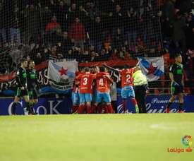 El Lugo se desmarca de la polémica. LaLiga