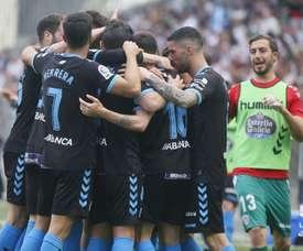 El Lugo conquistó Córdoba y tomó aire. LaLiga