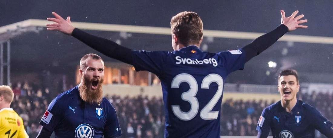 El Malmö se ha adueñado de la Liga de Suecia. MalmoFF