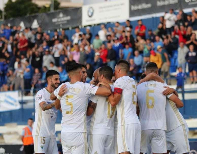 La RFEF publicó el calendario oficial para la Segunda B. MarbellaFC