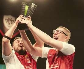 Monaco beat Celtic to lift the trophy. eFootball.Pro