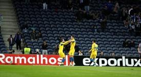 El Porto sufrió para derrotar al Varzim. Twitter/FCPorto