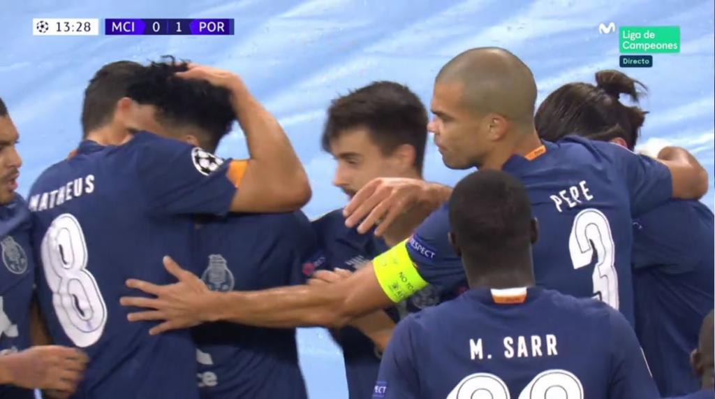 Sigue la Champions League en directo
