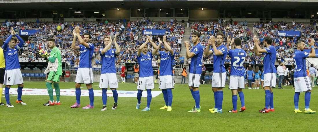 El Oviedo se enfrentó a su filial para inaugurar la pretemporada. RealOviedo