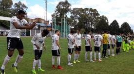 Cinco equipos subieron el escalón hacia las semifinales. Twitter/UPPlasencia