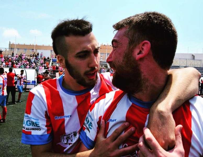 El Poli Almeria regresa a Tercera División. PoliAlmeria