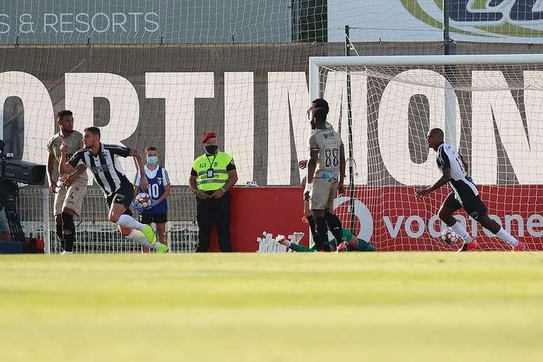 El Portimonense venció al Boavista. Portimonense