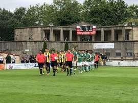 El Portugalete se la juega ante el Plasencia. ClubPortugalete