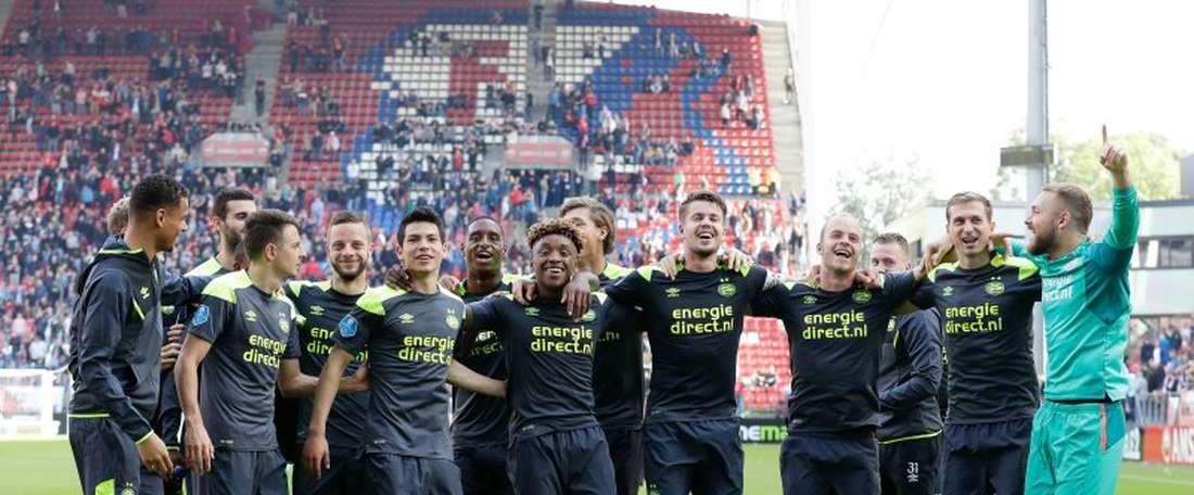 El PSV se marca un objetivo en el Ajax. PSV