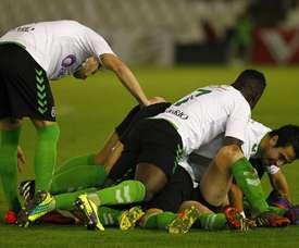 El Racing ha vencido 2-0 al Peña Sport. RealRacingClub
