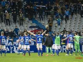 El Oviedo remontó para seguir arriba. LaLiga
