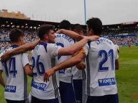 El Zaragoza ya mira a Reus. LaLiga