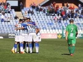 El Tenerife está interesado en un futbolista de la primera plantilla del Recreativo. Albiazules