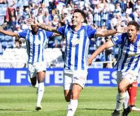 El Recre venció al Córdoba B. RecreativoHuelva