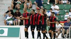 El Reus estará en la siguiente ronda de Copa. LaLiga