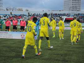El Rostov está en crisis. RostovFC