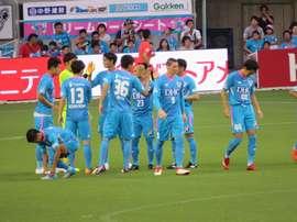 Le Sagan Tosu s'est imposé 1-0 face à Cerezo Osaka. Twitter/WebFTorres