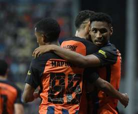 Shakhtar secured the league title on Sunday. AFP
