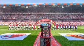 Basilea y Sion se volverán a disputar el trofeo copero suizo. FCB