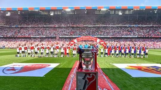 Africa estuvo muy presente en la final de Copa. Basilea