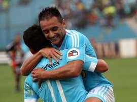 El Sporting Cristal goleó al Ayacucho. SportingCristal