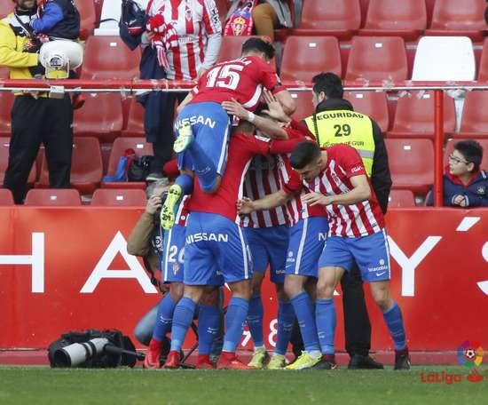 El Sporting va a por Gorka Santamaría. LaLiga