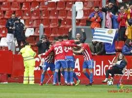 El Sporting espera ganar al Rayo. LaLiga