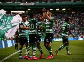 Le championnat portugais pourrait reprendre en juin. Twitter/SportingCP