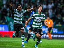 Sporting - Rosenborg: onzes iniciais confirmados. SportingCP