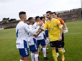El Tenerife B se verá las caras ante Las Palmas C. TenerifeOficial
