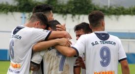 El Tenisca se enfrentará al Tenerife B. SDTenisca
