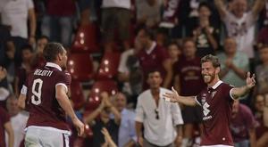 Torino, Rangers y Wolverhampton encarrilan sus eliminatorias. Twitter/TorinoFC