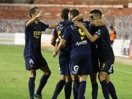 El UCAM ganó al Castilla por 2-1. GrupoCuatro