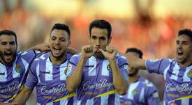 El Valladolid busca reforzar su plantilla. LaLiga