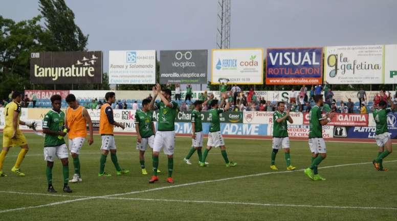 El Villanovense se ha reforzado con tres jugadores. AytoVVASerena