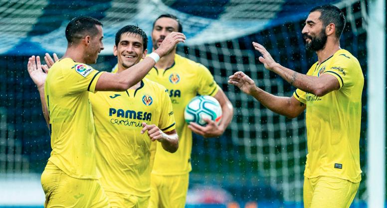 El Villarreal remontó al Köln. VillarrealCF
