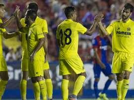 El Villarreal ya conoce a sus rivales de la Europa League. VillarrealCF