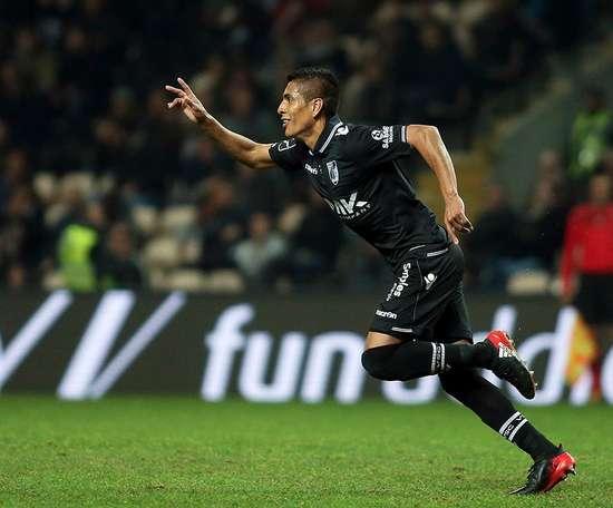 El Vitoria Guimaraes quiere venganza ante el Benfica. VitoriaGuimaraes