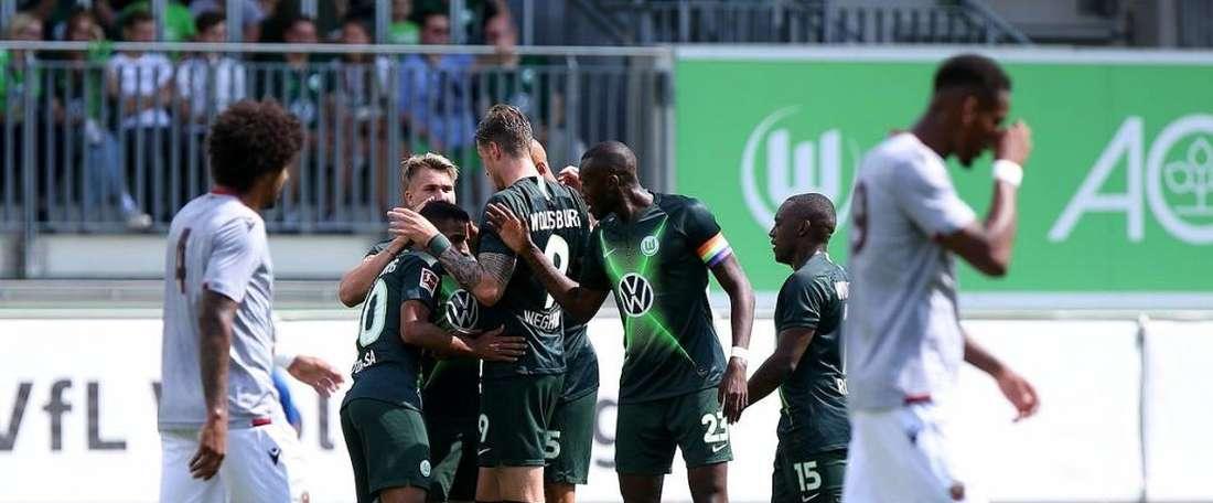 Wolfsbourg est venu à bout des Aiglons. Vfl_Wolfsburg
