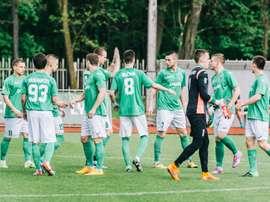 El Zalgiris Kaunas se ha proclamado campeón de la Copa de Lituania. Zalgiris