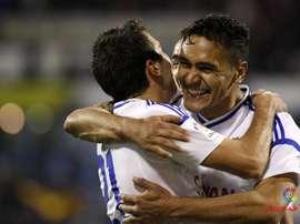 El Real Zaragoza toma aire tras derrotar con claridad al Numancia. LaLiga