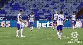 El Zaragoza quiere subir sin pasar por el 'play off'. LaLiga
