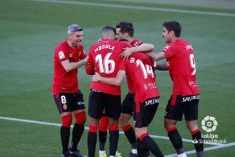 El Mallorca quiere volver a la senda de la victoria fuera de casa. LaLiga
