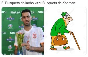Los mejores memes del Barcelona-Granada. Twitter/el9cule