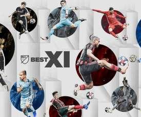 El XI de la temporada de la MLS. MLS