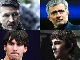 Los parecidos futbolísticos más razonables con Juego de Tronos. 90min