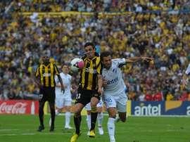Emocionante empate en el clásico de Uruguay. Peñarol