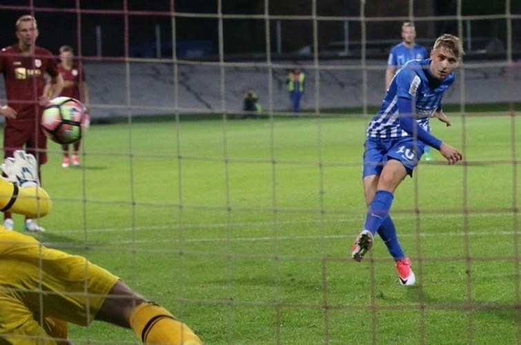 Majer is one of the most promising young talents in Europe. NKLokomotiva