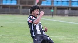 Luan Madson, jugador de Atlético Mineiro. Atleticomineiro