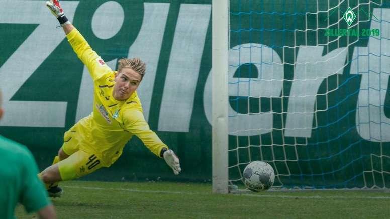 Victoria y derrota para el Werder Bremen en su primera prueba. WerderBremen